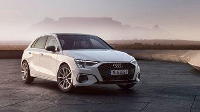 Audi A3 Sportback g-tron, convenienza premium a metano