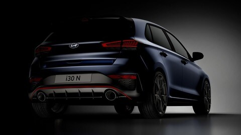 Hyundai i30 N teaser FOTO