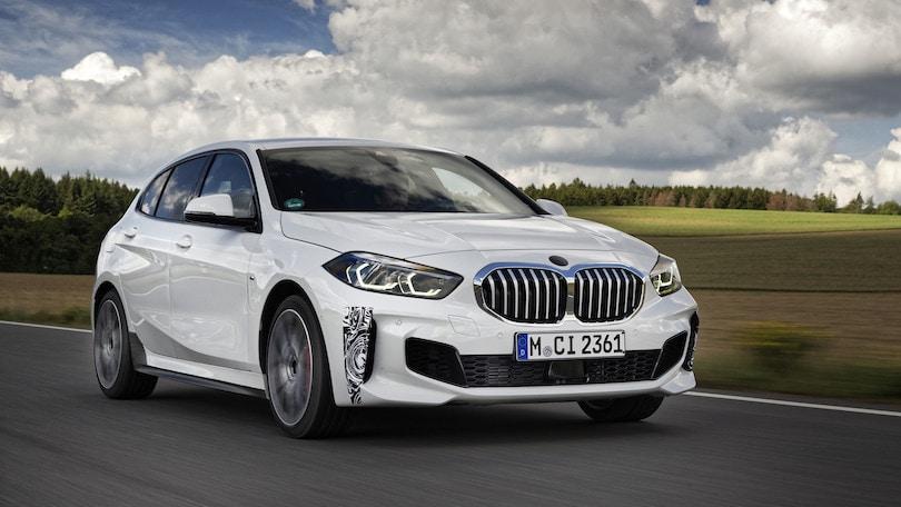 BMW 128ti, la sportività tutto avanti di Serie 1