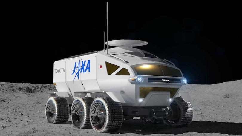 Toyota sulla Luna, il prototipo del veicolo si chiama Lunar Cruiser