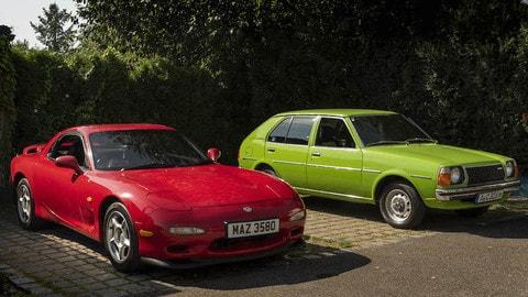 Mazda, i 100 anni al Museo Frey: FOTO