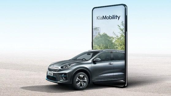 KiaMobility, in arrivo l'app per la mobilità urbana