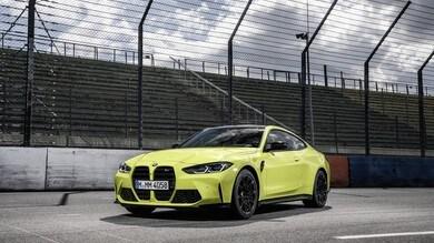 Nuova BMW M4 Coupé, i cavalli non finiscono mai