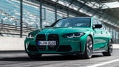 Nuova BMW M3, la super berlina torna a correre