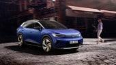 Volkswagen ID.4, il lato suv dell'elettrico MEB