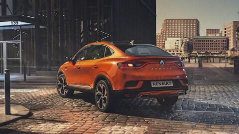 Renault Arkana 2021: foto