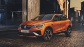 Renault Arkana sbarca in Europa con Hybrid e mild-hybrid