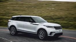 Range Rover Velar 2021, Suv di lusso alla spina