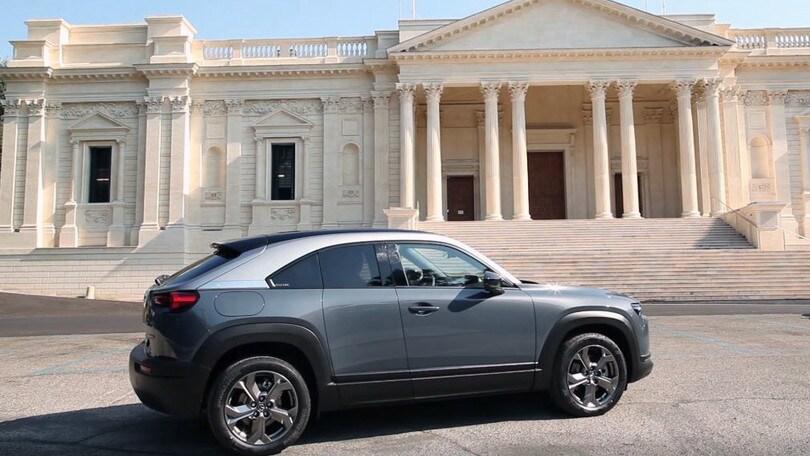 Mazda MX-30: evoluzione green  VIDEO