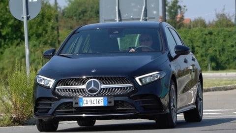 Prova Mercedes Classe A 250e: l'ibrida d'assalto VIDEO