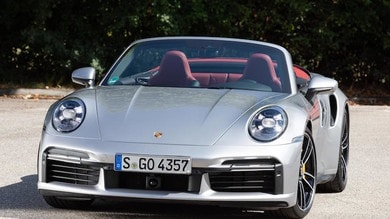 Porsche 911 Turbo S Cabriolet, tanta roba!