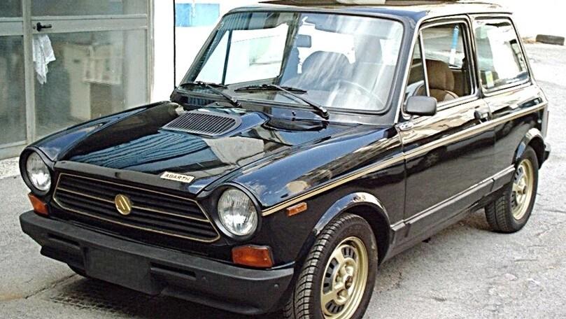 Autobianchi A112 Abarth Targa Oro: la sua storia