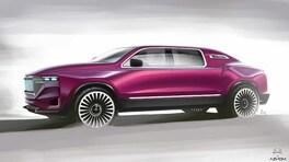 Aznom Palladium, in arrivo la hyper-limousine italiana