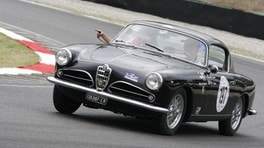 Alfa Romeo, ad Arese si celebrano le glorie del Biscione FOTO