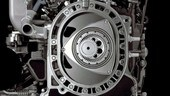 Mazda, l'elettrico con motore rotativo su strada nel 2022