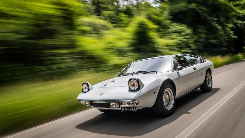 Lamborghini Urraco, la più innovativa di sempre