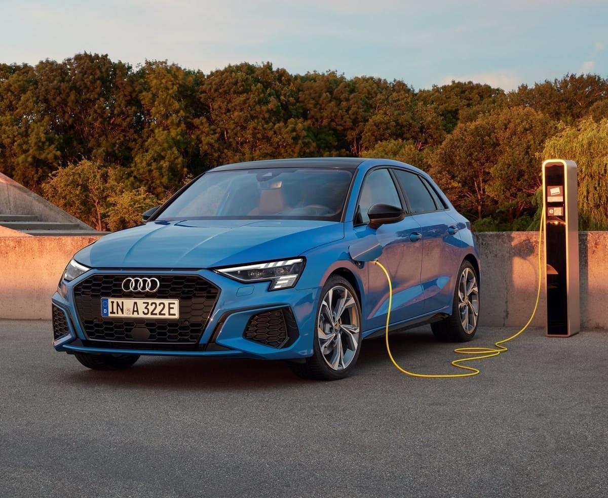 Audi A3 Sportback plug-in, il prezzo parte da 39.200 euro