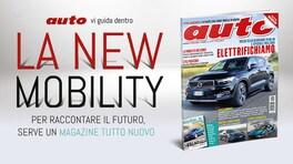 Sul nuovo numero in edicola, la nuova Volvo XC40 Recharge e tutti i segreti delle wallbox