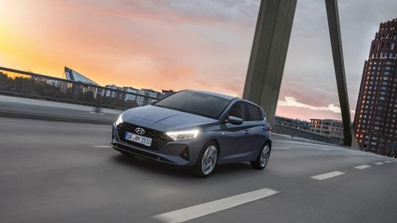 Nuova Hyundai i20, la cittadina dall'animo sportivo