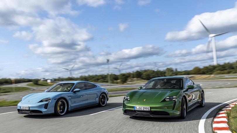 Porsche Taycan, una sorpresa senza fine: la nostra prova