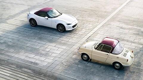 Mazda 100th Anniversary, una storia fatta di colori FOTO