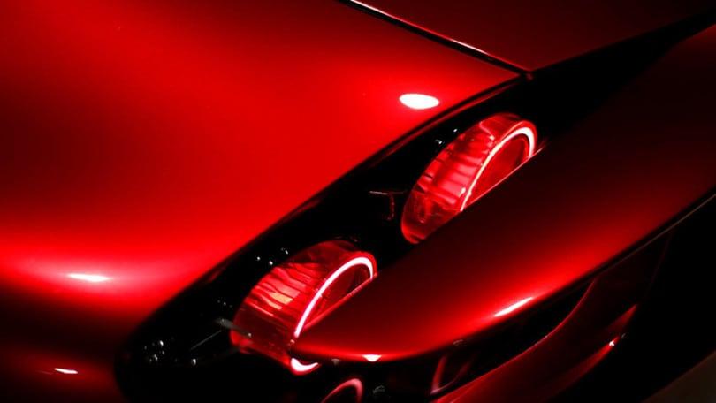 Mazda 100th Anniversary, una storia fatta di colori