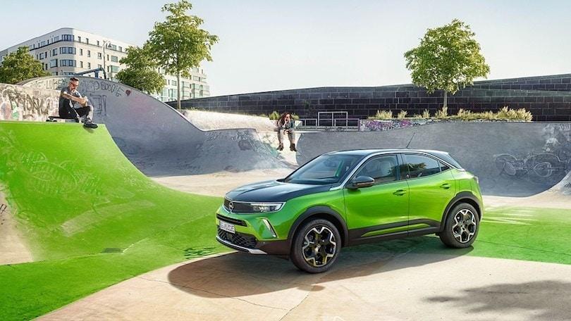 Opel Mokka, debutto in anteprima al Milano Monza Motor Show