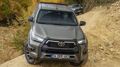 Toyota Hilux MY 2021, l'Invincible alla prova