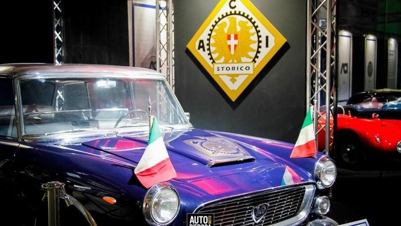 Auto e moto d'epoca Padova 2020: un successo in tutta sicurezza