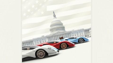 De Tomaso Rinascimento Automobilistico Americano FOTO