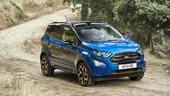 Ford Ecosport Active, sfuggite le prime immagini del suv