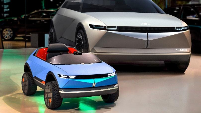 Hyundai, la nuova elettrica è per i giovanissimi