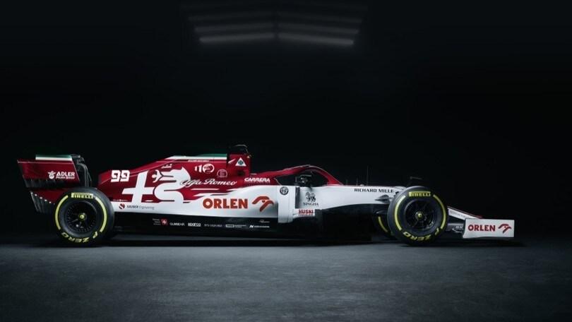 Alfa Romeo, in F1 anche nel 2021
