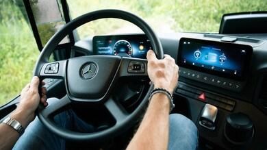 Daimler Trucks investe in Luminar, obiettivo Livello 4 su strada