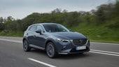 Mazda CX-3 restyling,la city crossover si rinnova