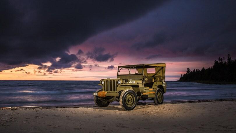 Willys Quad, la storia della prima Jeep