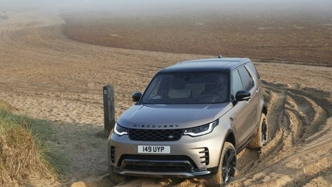 Land Rover Discovery 2021 VIDEO