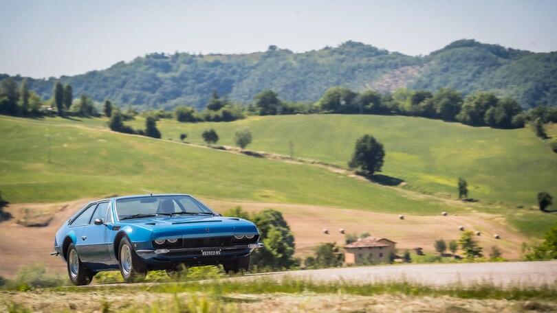 Lamborghini Jarama GT, splendida 50enne