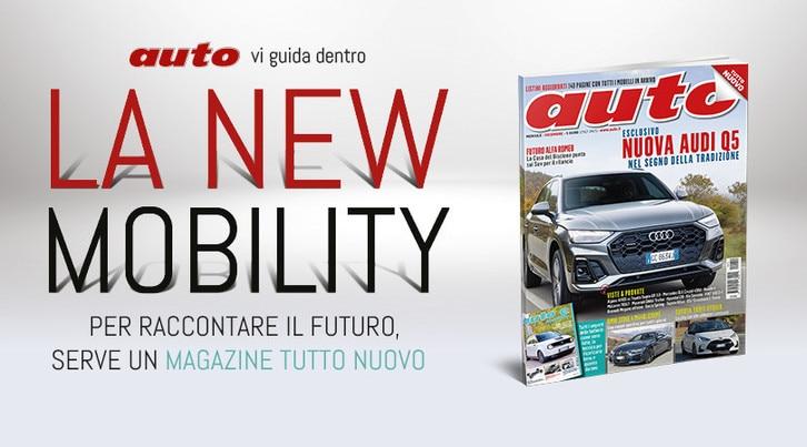 Il nuovo numero di Auto è in edicola: scoprite in esclusiva la nuova Audi Q5