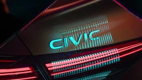 Honda Civic, anteprima della nuova serie VIDEO