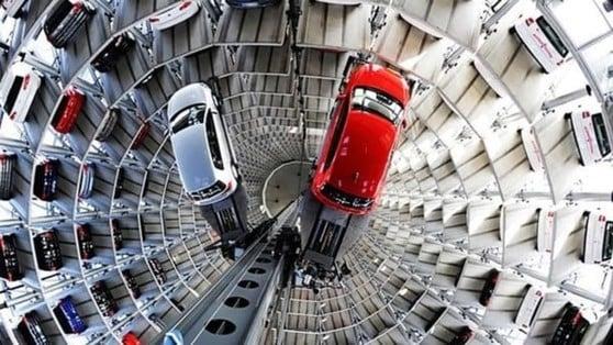 Mercato auto in Europa, ottobre in rosso perde il 7,1% d'immatricolazioni