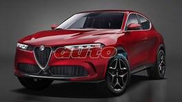 Esclusiva: Alfa Romeo, i rendering dei SUV del Biscione in uscita
