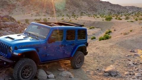 Jeep Wrangler Rubicon 392 VIDEO