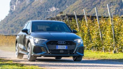 Nuova Audi A3 Sportback TFSI e: la premium compact plug-in