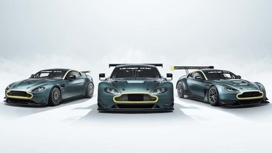 Aston Martin Vantage Legacy Collection, un pezzo di storia in garage