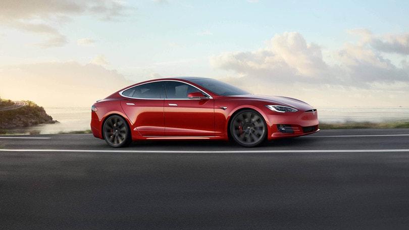 Tesla Model S e Lucid Air, il derby dell'autonomia