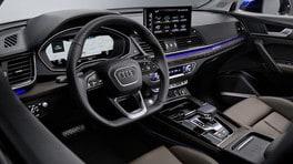 Audi SQ5 Sportback: foto