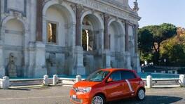 Nuova Renault Twingo Electric: la Regina di Roma