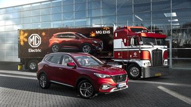 SAIC lancia MG in Europa con un SUV plug-in