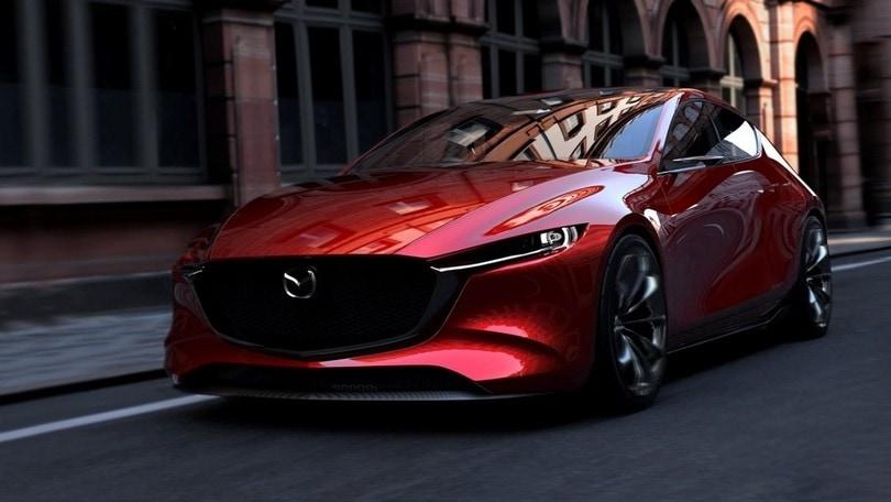Evoluzione della specie: dalla concept KAI alla Mazda3